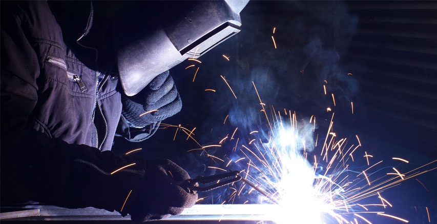 Instructional Services Welding photo